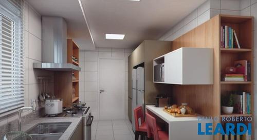 Imagem 1 de 8 de Apartamento - Lapa  - Sp - 598898