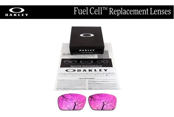 Micas De Reemplazo Para Oakley Fuel Cell Color Persimmon