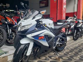 Suzuki Gsx-r750 Ano 2012 Com Apenas 19.000km Shadai Motos