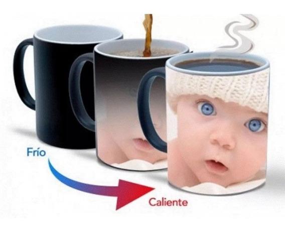 Taza Magica De Ceramica Sublimable Sistema Continuo