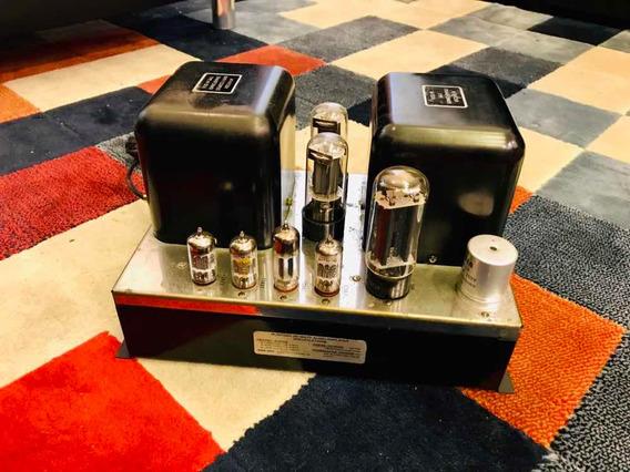 Amplificador Valvulado Mono Mcintosh Mc30 Rev. Regence Audio