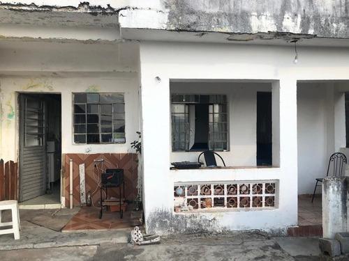 Imagem 1 de 27 de Sobrado Com 4 Dormitórios À Venda, 85 M² Por R$ 300.000,00 - Jardim Russo - São Paulo/sp - So0663