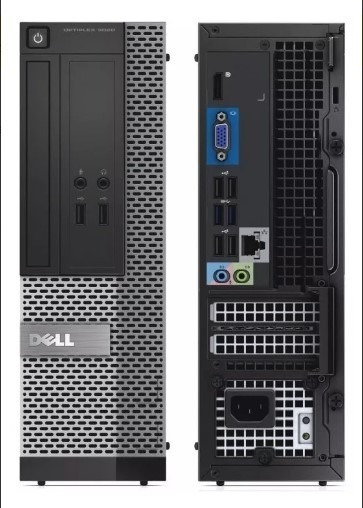 Dell Optiplex 3020 I5 4gb 1tb -- Na Garantia Dell --