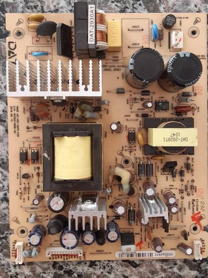 Placa Fonte Som Sti Xb 857srt Semp Toshiba