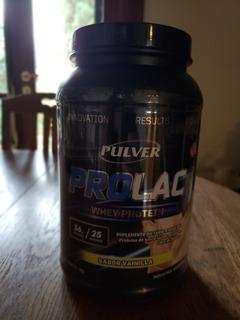 Prolac Pulver Whey Protein 1kg