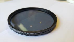 Filtro Nikon Polarizador Circular Ii 67mm Japan