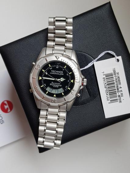 Relógio Technos Masculino Skydiver T20562/1p