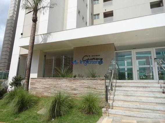 Apartamento Com 3 Dormitórios À Venda, 110 M² Por R$ 790.000,00 - Gleba Palhano - Londrina/pr - Ap0973