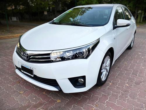 Toyota Corolla 1.8 Xei Mt 6ta Pack 140cv 2015 Impecable