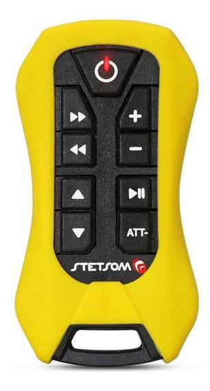 Kit Controle De Longa Distância Stetsom Sx2 Light - Amarelo
