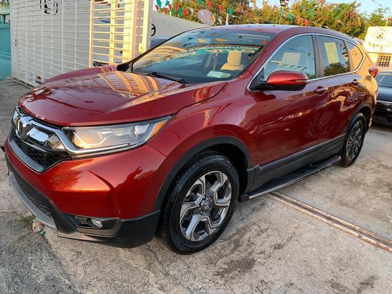 Honda Cr-v Exl Llave Inteligen