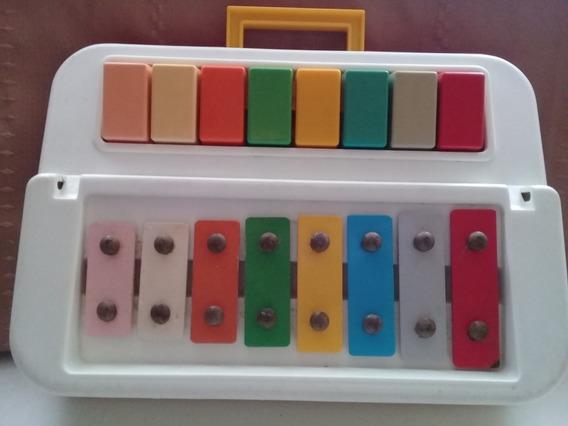 Teclado Tipo Piano De Juguete Para Niños