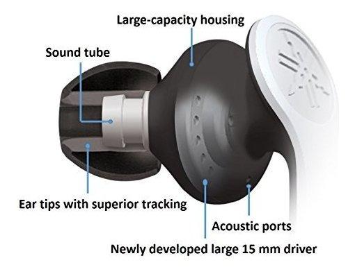 Yamaha Eph M100bl Alto Rendimiento Auricular Mando Bvhs