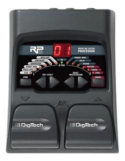 Pedalera Para Guitarra Electrica Digitech Rp-55 Multiefecto