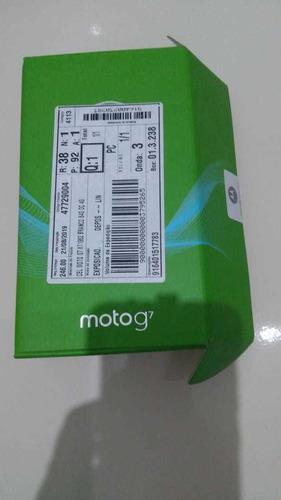 Celular Moto G7 Xt1962 Branco 64g