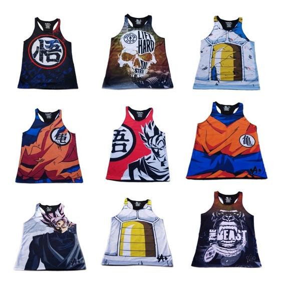 Camiseta Olimpica Gym Tallas M (fabricantes)