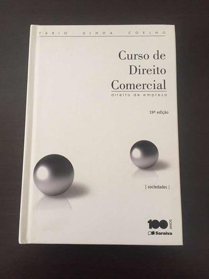 Curso De Direito Comercial, 19 Edição