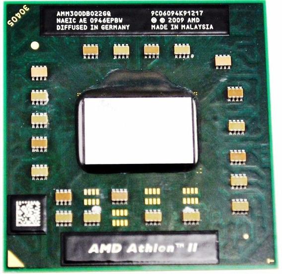 Processador Amd Athlon Ii Dual-core M300 Amm300db022gq S1