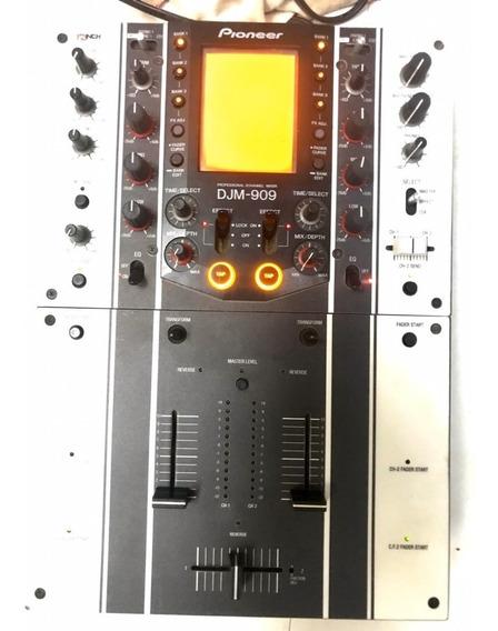 Mixer Pioneer Djm 909 Competição