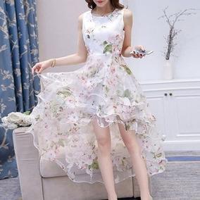 9ddc375369a Vestido Corto Encaje De Rosas - Vestidos Cortos para Mujer en ...