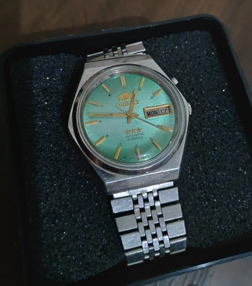 Relógio Orient 469 Mc1 Automático