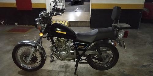 Imagem 1 de 6 de Suzuki Intruder 250 Para Restaurar / Reformar