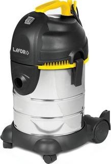 Aspiradora Auto Polvo Agua 30lts Lavor // Ferrenet