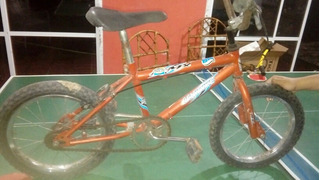 Bicicleta Rod 16 Unibike Exelente Calidad