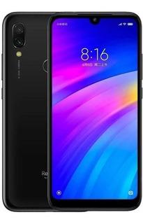 Celular Xiaomi Redmi 7 Dual Câmera 32gb/3gb Biometria Brinde