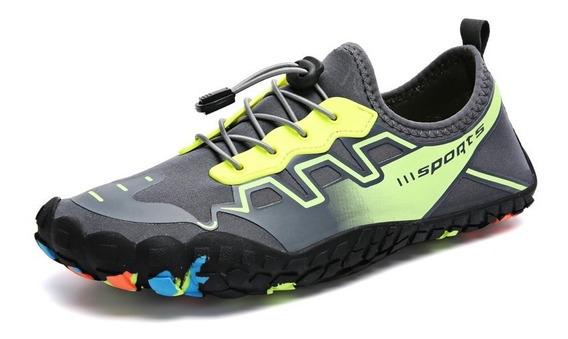 Zapato Para Playa Caminatas Fitness Etc Envío Xpress Gratis