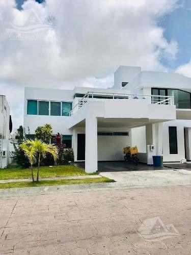 Casa En Renta En Cumbres Cancún