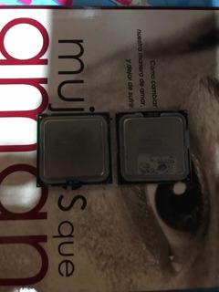 Procesadores : Intel Pentium Dual Core.