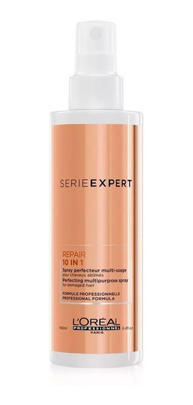 Spray 10 En 1 Repair Reparacion Nutricion 190 Ml Loreal
