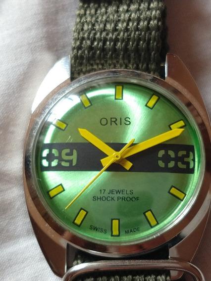 Relógio Oris Vintage Original A Corda