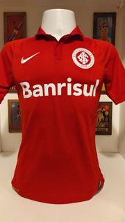 Camisa Futebol Internacional 2015 Vermelha