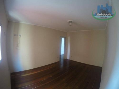Apartamento Para Alugar, 60 M² Por R$ 1.100,00/mês - Vila Santa Maria - Guarulhos/sp - Ap1175