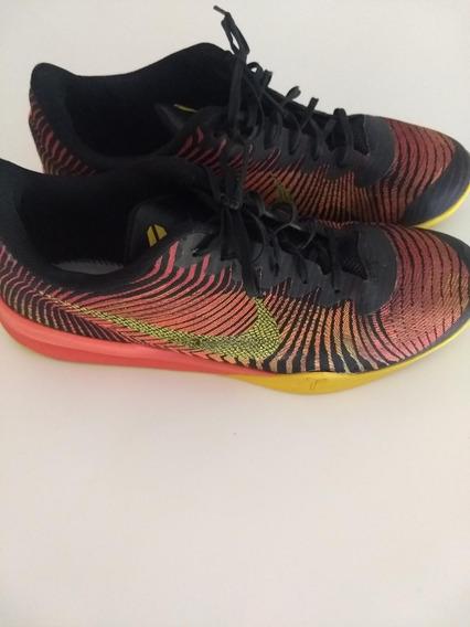 Zapatillas Nike Kobe Bryant Us 12 Excelentes!!original