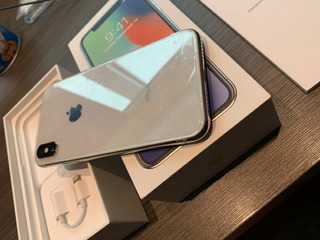iPhone X 64gb Branco Semi-novo
