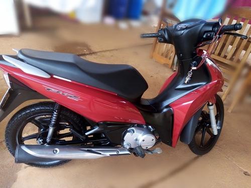 Honda Bis Vermelha