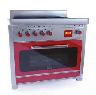 Cocina Morelli Vintage Touch 900 Luz Encendido Y Panel Touch