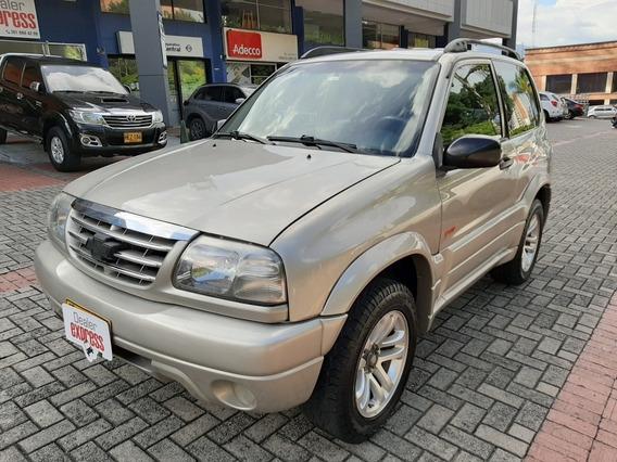 Chevrolet Grand Vitara Sport 4x4 1.6 2010
