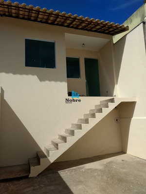 Casa Geminada Com 2 Quartos Para Comprar No Palmeiras Em Ibirité/mg - 807