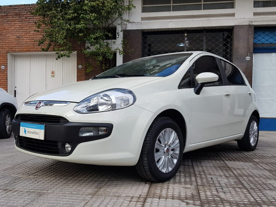 Fiat Punto 1.4 Attractive Pack Top Uconnect Gnc