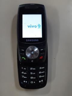 Celular Samsung Sgh E746 Op. Vivo Fm Bluetooth S/ Acessórios