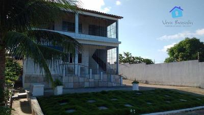 Casa Residencial À Venda, Praia Bela, Pitimbú. - Ca0303