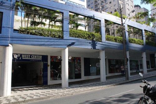 Imagem 1 de 15 de Sala, 53 M² - Venda Por R$ 259.000,00 Ou Aluguel Por R$ 950,00/mês - Champagnat - Curitiba/pr - Sa0009
