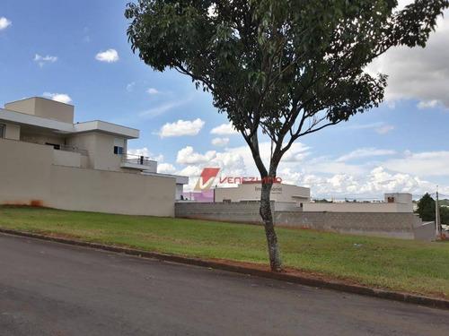 Terreno À Venda, 300 M² Por R$ 250.000,00 - Residencial São Luiz - Piracicaba/sp - Te0580