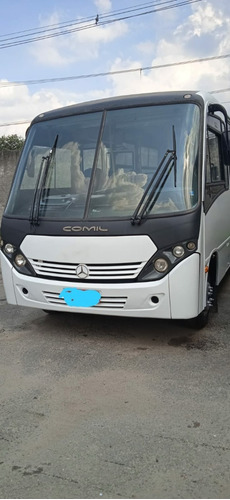 Imagem 1 de 13 de Micro Onibus , Mercedes Benz  Lo915 Ano 2010
