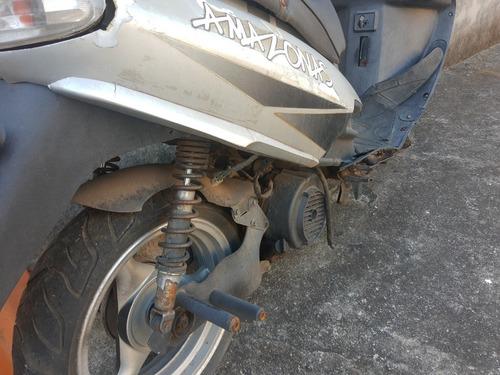 Hzb Hdhd Moto Sucata