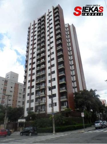 Apartamento Com 3 Dormitórios À Venda, 62 M² Por R$ 532.000 - Chácara Califórnia - São Paulo/sp - Ap0010
